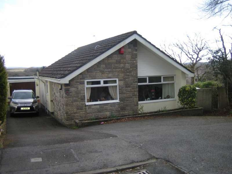 2 Bedrooms Bungalow for sale in Erw Non, Llannon