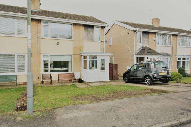 2 Bedrooms Semi Detached House for sale in Roseby Road, Horden