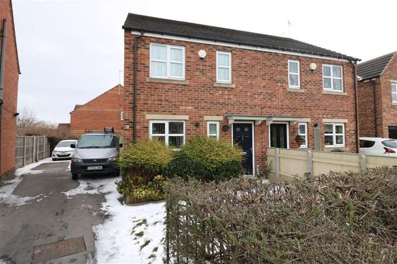 3 Bedrooms House for rent in Hayton Grove, Hull,