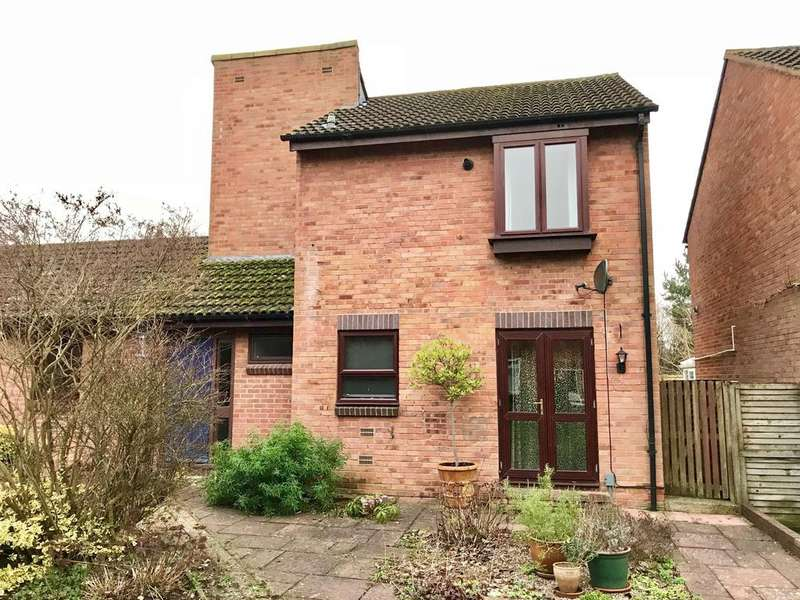3 Bedrooms Semi Detached House for sale in Ashtree Road, Frome, BA11 2SE