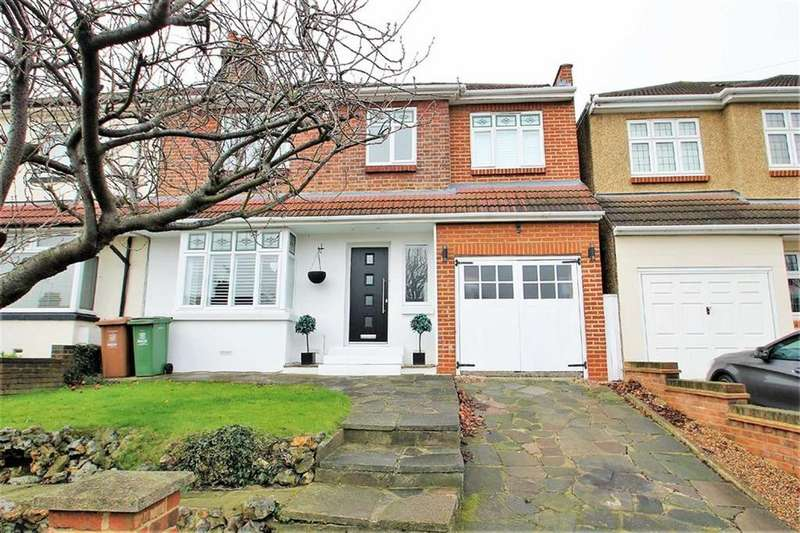 4 Bedrooms Semi Detached House for sale in Hillingdon Road, Barnehurst