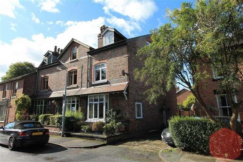 4 Bedrooms Terraced House for sale in Nursery Lane, Wilmslow