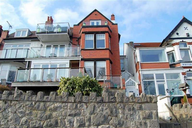 1 Bedroom Apartment Flat for sale in Cayley Promenade, Rhos On Sea, Colwyn Bay