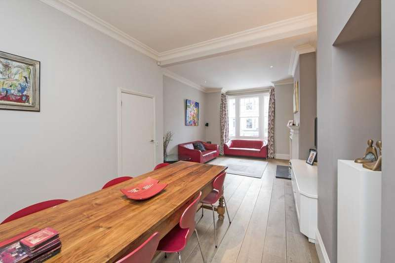 5 Bedrooms Terraced House for rent in Crescent Lane, SW4