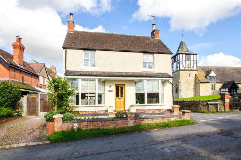 3 Bedrooms Detached House for sale in Defford, Worcestershire