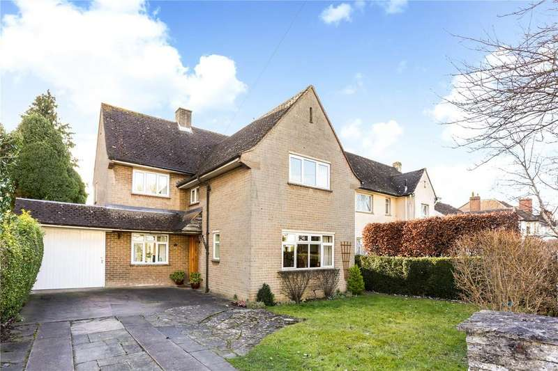3 Bedrooms Detached House for sale in Bournside Road, Cheltenham, Gloucestershire, GL51