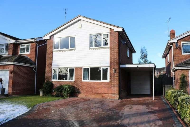 4 Bedrooms Detached House for sale in Earlswood Road, Dorridge