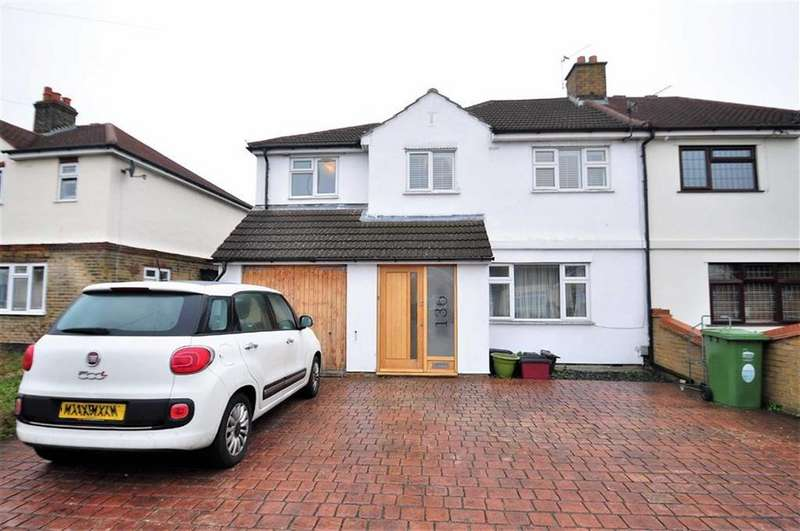 4 Bedrooms Semi Detached House for sale in Pickford Lane, Bexleyheath