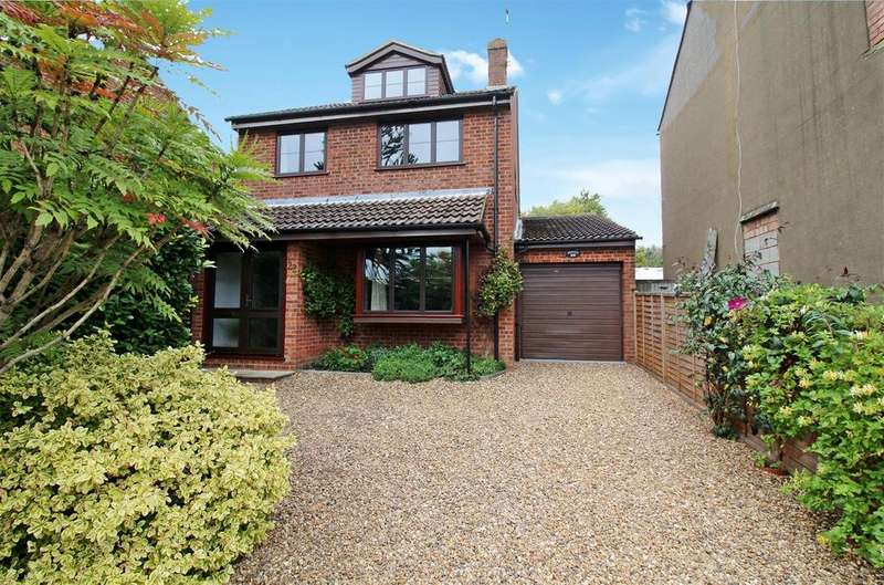 4 Bedrooms Detached House for sale in Stanbridge Road, Tilsworth
