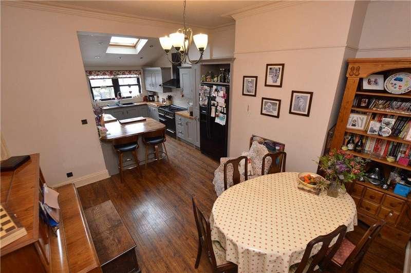 4 Bedrooms Terraced House for sale in Wakefield Road, Garforth, Leeds, West Yorkshire