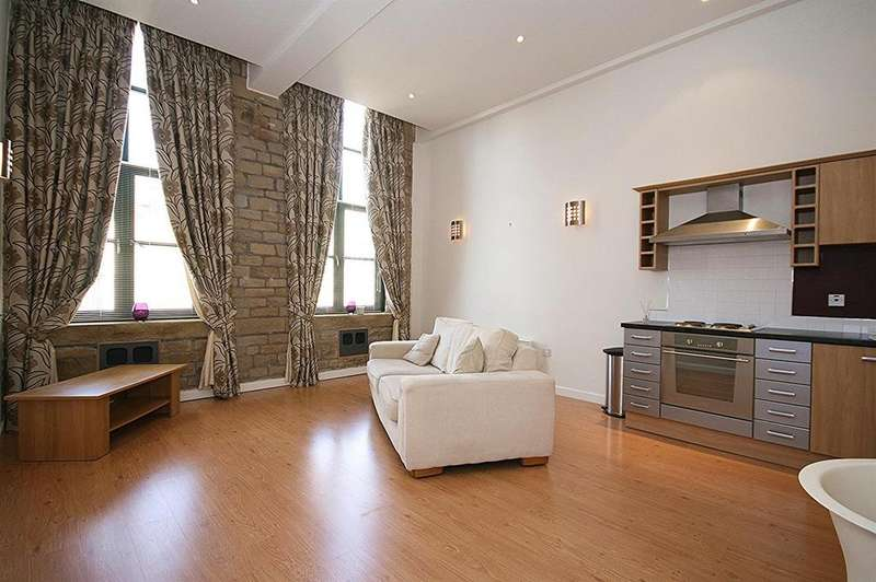 2 Bedrooms Apartment Flat for sale in Whitfield Mill, Apperley Bridge