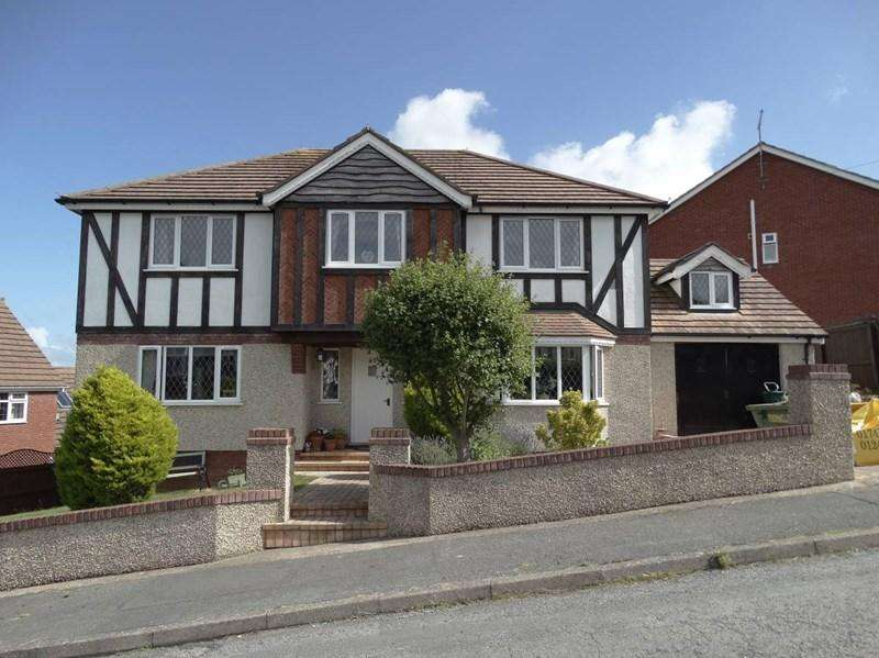 4 Bedrooms Detached House for sale in 40 Bryn Avenue, Old Colwyn
