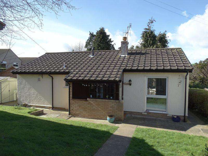 2 Bedrooms Detached Bungalow for sale in Tan Yr Allt Avenue, Colwyn Bay