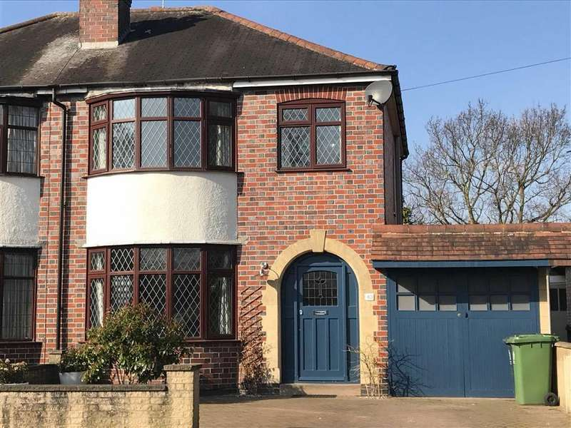 3 Bedrooms Semi Detached House for sale in Brinsmead Road, Knighton
