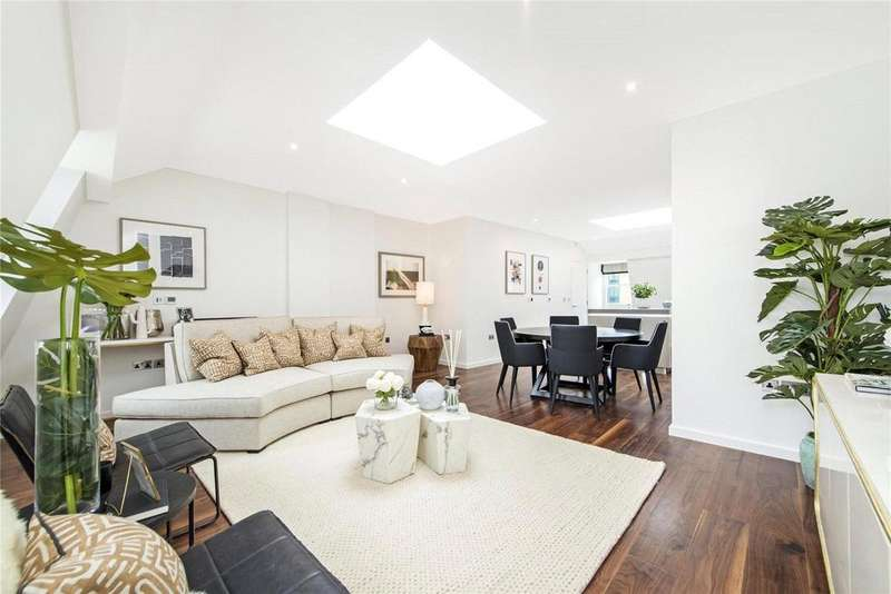 2 Bedrooms Penthouse Flat for sale in The Penthouse Apartment, The Townhouse, SE1