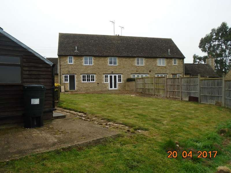 4 Bedrooms Semi Detached House for rent in Main Street, Slipton, Kettering