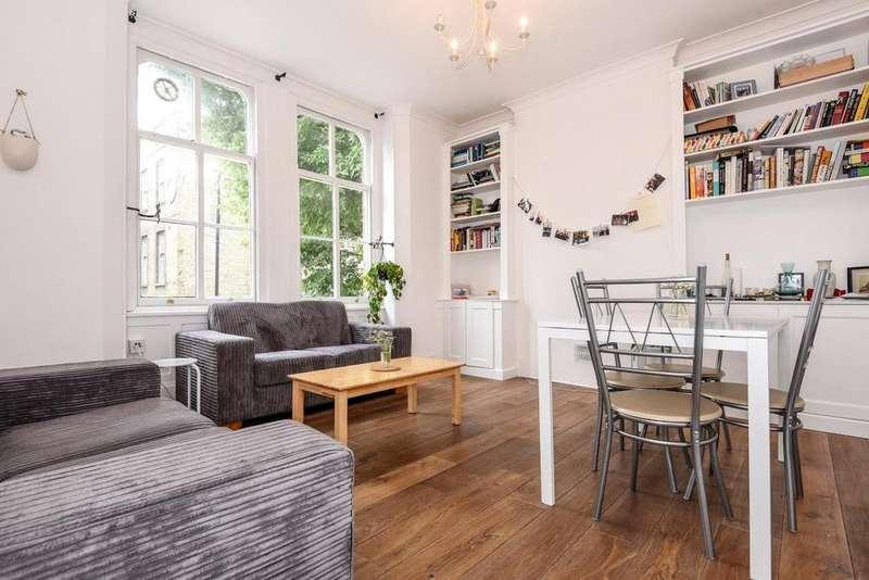 2 Bedrooms Flat for sale in Cross Street, Islington