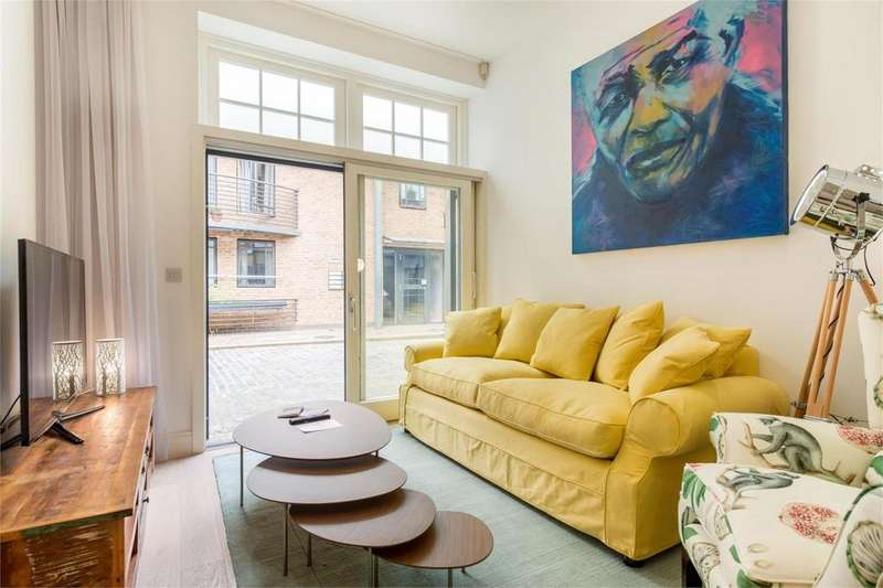 2 Bedrooms Terraced House for rent in Colonnade, WC1N