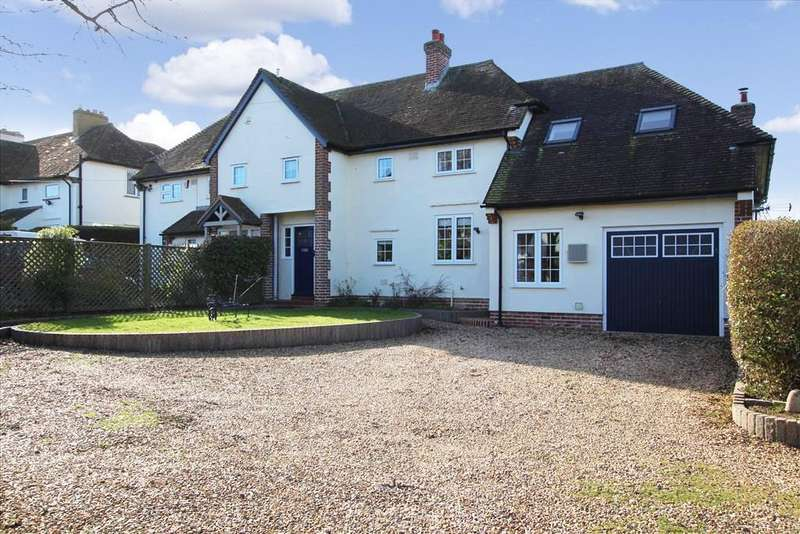 3 Bedrooms Semi Detached House for sale in Ashwell Road, BYGRAVE, SG7
