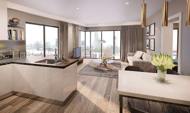 2 Bedrooms Apartment Flat for sale in Contemporary High End Investment Apartments