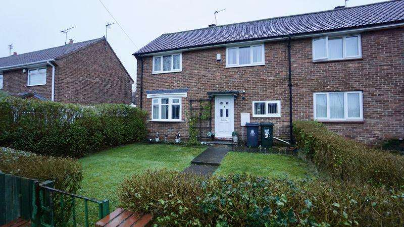 3 Bedrooms Terraced House for sale in Chesters Avenue Longbenton
