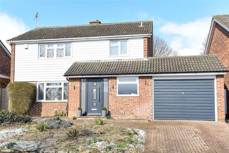 4 Bedrooms Detached House for sale in Arnett Way, Rickmansworth, Hertfordshire, WD3