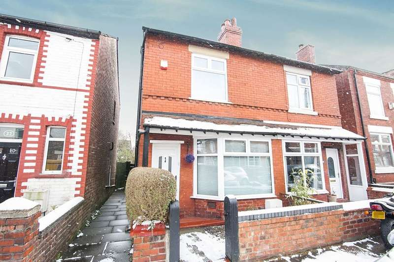 2 Bedrooms Semi Detached House for sale in Boothby Street, Stockport, SK2