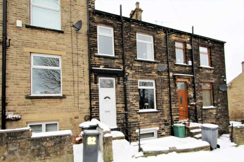 1 Bedroom Terraced House for sale in Mount Street, Cleckheaton