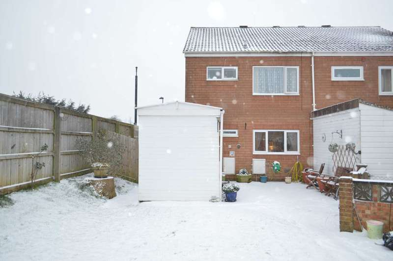 3 Bedrooms End Of Terrace House for sale in Vian Close, Bridgemary