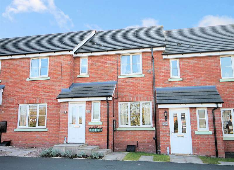 3 Bedrooms Town House for sale in Kettlebrook Road, Tamworth, B77 1AX