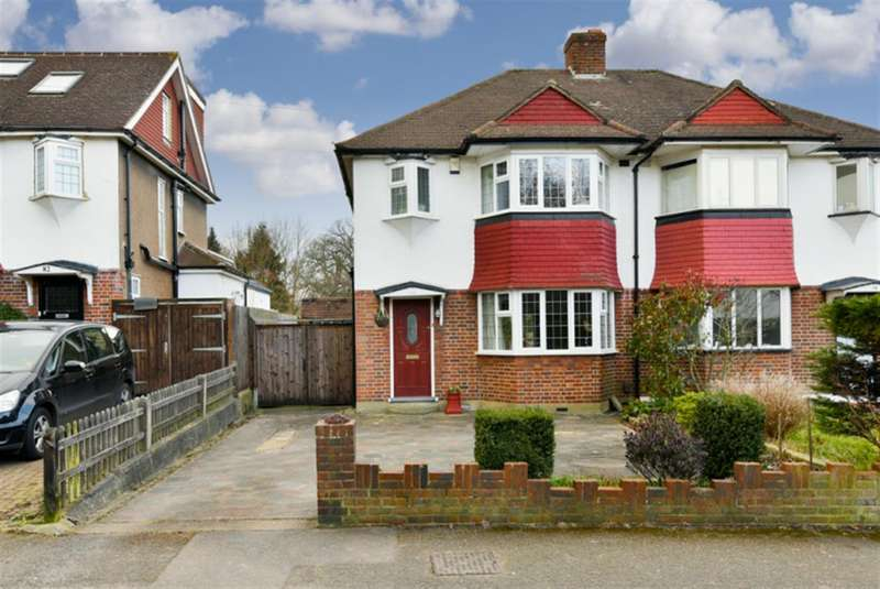 3 Bedrooms Property for sale in Rectory Lane, Surbiton