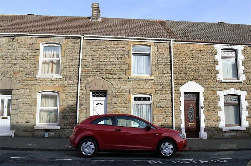 2 Bedrooms Terraced House for sale in Compass Street, Swansea, SA5