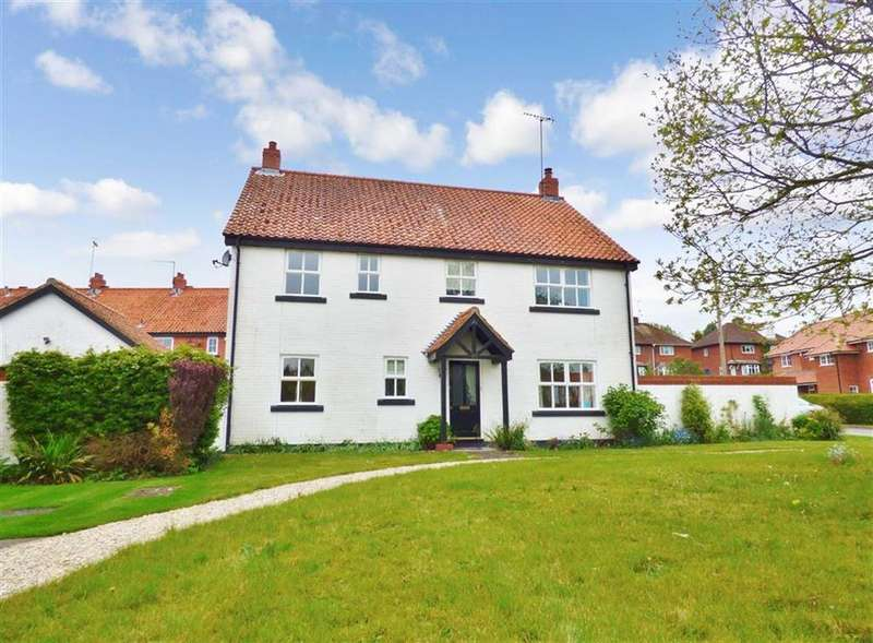 4 Bedrooms Detached House for sale in Bryan Mere, Bishop Burton