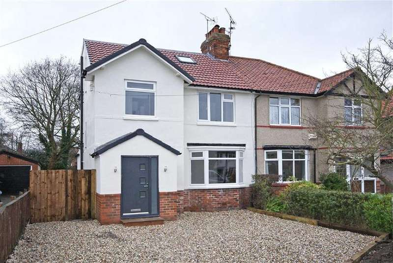 4 Bedrooms Semi Detached House for rent in St. Catherines Road, Harrogate, North Yorkshire