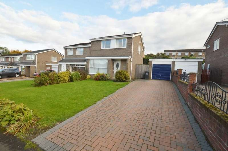 3 Bedrooms Semi Detached House for rent in Cherry Grove, Prudhoe