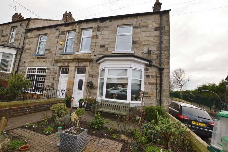 3 Bedrooms Semi Detached House for rent in Edgewell Avenue, Prudhoe