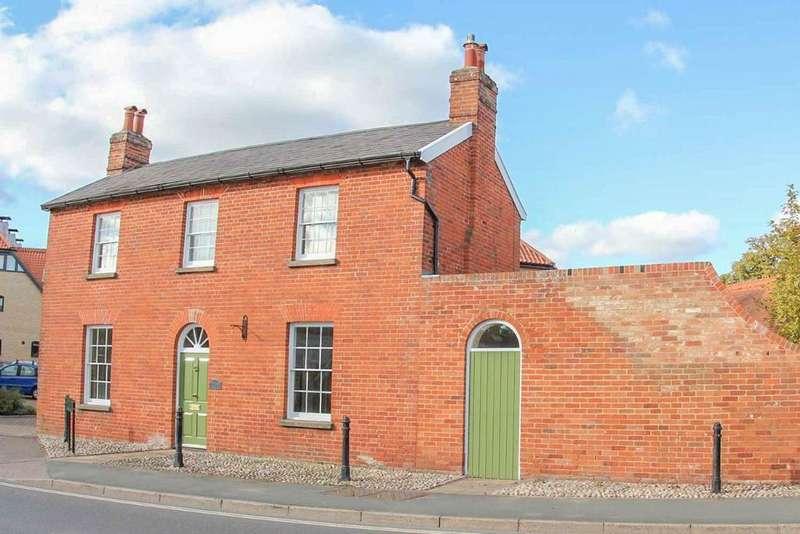 3 Bedrooms Detached House for rent in Station Road, Woodbridge