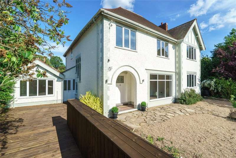 5 Bedrooms Detached House for sale in Mansfield Road, Nottingham, NG5