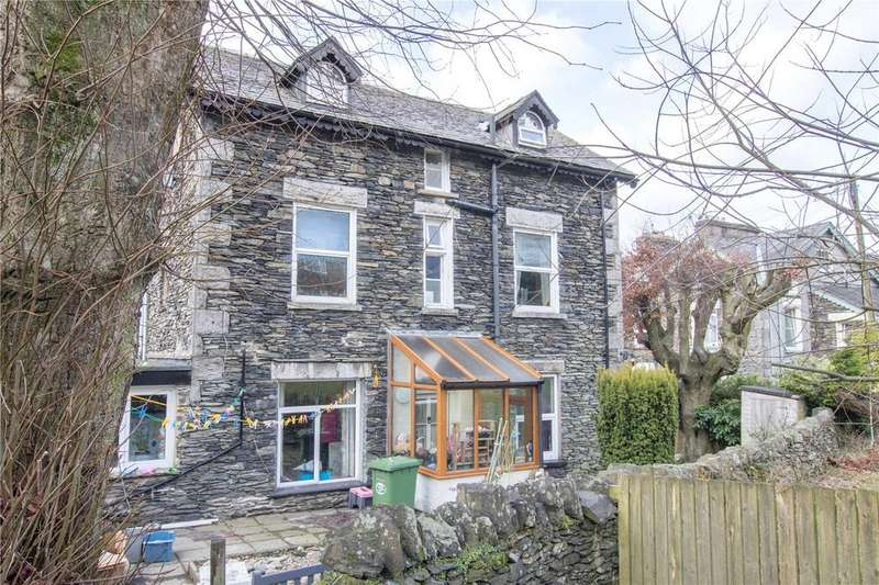 4 Bedrooms End Of Terrace House for sale in Birch Street, Windermere, Cumbria