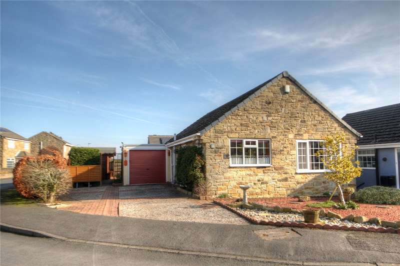 2 Bedrooms Bungalow for sale in Auckland View, High Etherley, Bishop Auckland, DL14