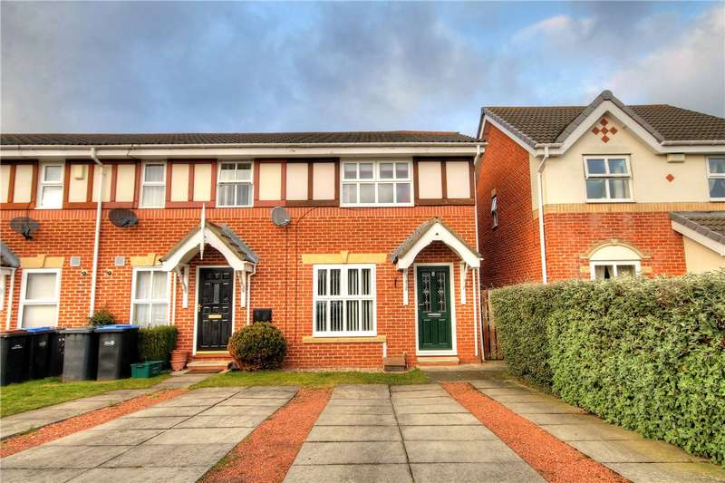 3 Bedrooms End Of Terrace House for sale in Ashgrove, Chester Le Street, County Durham, DH2