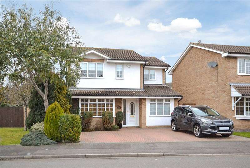 5 Bedrooms Detached House for sale in Canon Grove, Yarm, Stockton-On-Tees