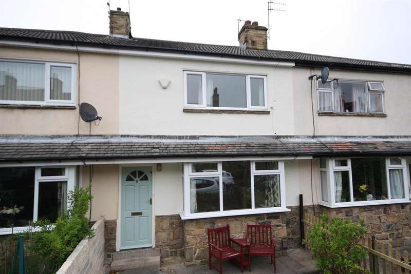 2 Bedrooms Terraced House for rent in Rushton Street, Calverley, Pudsey
