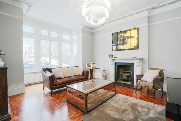 6 Bedrooms Semi Detached House for sale in The Avenue, Ealing
