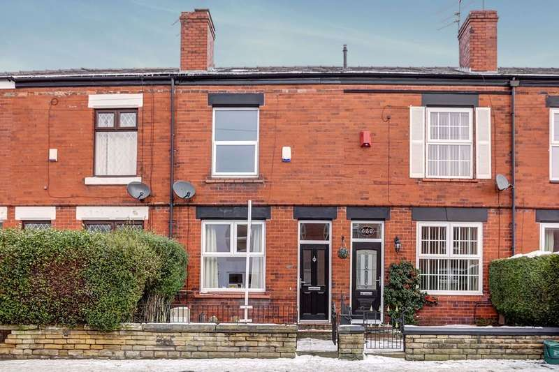 2 Bedrooms Terraced House for sale in Hempshaw Lane, Stockport, SK2