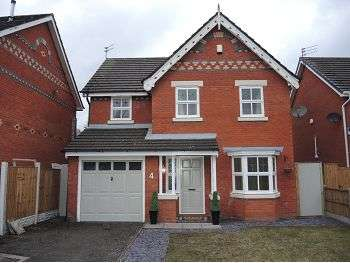 4 Bedrooms Detached House for sale in Glenway Close, Croxteth Park, Liverpool