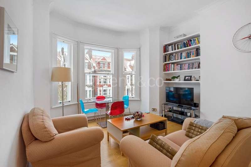 2 Bedrooms Flat for sale in Buckley Road, Kilburn, London, NW6
