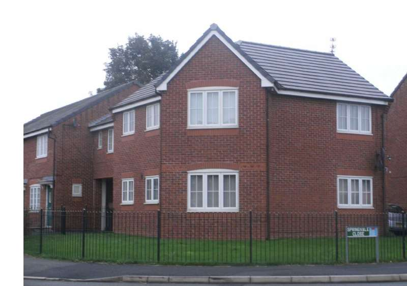 2 Bedrooms Flat for rent in Overton Close, Westvale, Kirkby