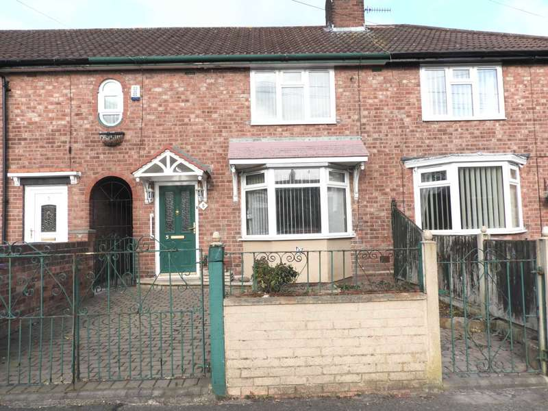 3 Bedrooms Terraced House for sale in Churchdown Road, Liverpool