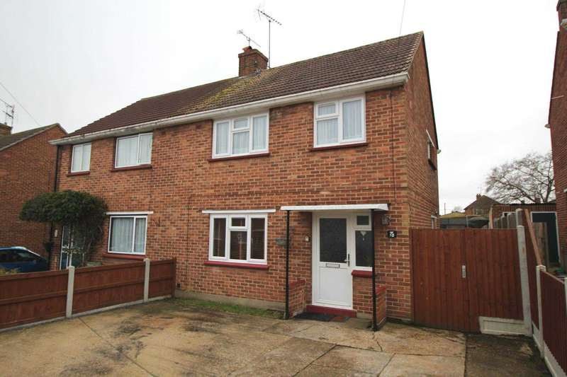 3 Bedrooms Semi Detached House for sale in Orchard Road, Maldon